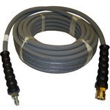 PROPULSE 4000 PSI High Tensile Wire Braided Pressure Washer Hose with Couplers