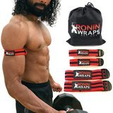 Ronin Wraps BFR Occlusion Bands (4 pack)