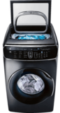Samsung 6.0 Cu. Ft. 12-Cycle FlexWash Front-Load Washer with Steam