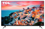 TCL Class 5-Series 4K QLED Dolby Vision HDR Smart Roku TV