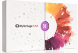 MyHeritage DNA Test Kit: Ancestry and Ethnicity Genetic Testing