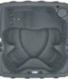 AquaRest Spa Premium 5-Person Plug and Play Hot Tub