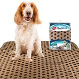 Simple Solution Washable Training and Travel Dog and Puppy Pad