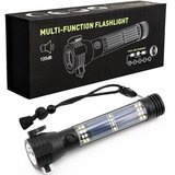 Subsistent Solar Flashlight