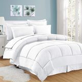 Sweet Home Collection 6-Piece Twin Comforter Set