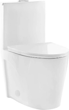 Swiss Madison Well Made Forever St. Tropez One-Piece Toilet