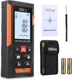 TACKLIFE 196 Feet HD60 Classic Laser Measure