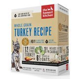 The Honest Kitchen Whole Grain Turkey Recipe