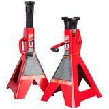 Torin Jacks 6 Ton Double Locking Jack Stands