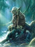 Buffalo Games Star Wars: Fine Art Collection - Yoda
