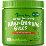 Zesty Paws Allergy Immune Bites