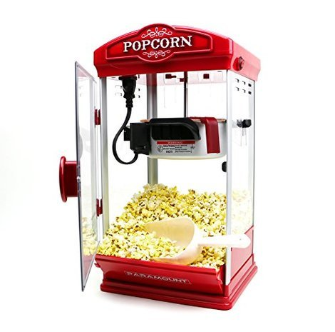 Hot Oil Popcorn Maker Machine