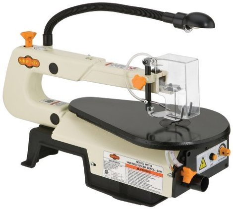 5 best scroll saws may 2018 bestreviews 16 inch variable speed scroll saw greentooth Choice Image