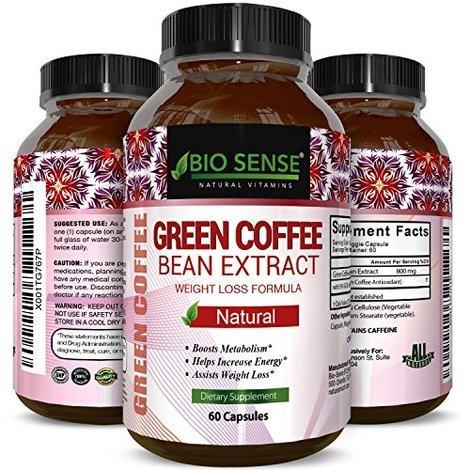 5 Best Green Coffee Bean Supplements Aug 2020 Bestreviews